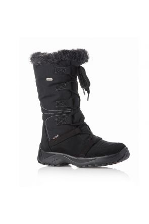 Attiba Venice Women's Après Snow Boot Black