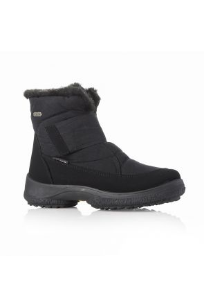 Attiba New Roma Women's Après Snow Boots Black