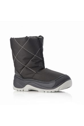 Attiba Bambino Kids Apres Snow Boot Black