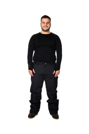 AGGRESSION BOLIVIA MENS PLUS SIZE SHELL PANTS SIZES 3XL-9XL