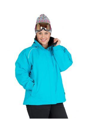 AGGRESSION VENUZUELA WOMENS PLUS SIZE SNOW JACKET TROPIC SIZE 18-30