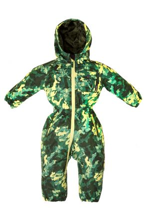 Elude Boys Snow Suit (0-3 years) Buggo Lime Sherbert 2019