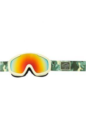 Elude Buggo Boys Ski Goggle Lime Sherbert 2019