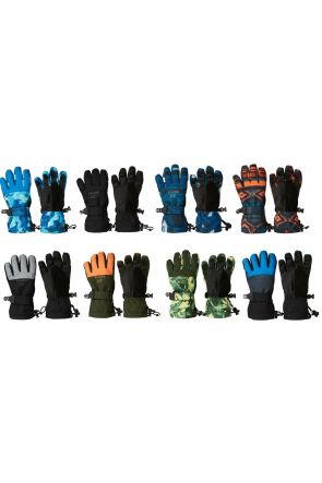 Elude Maximise Boys (4 - 14 years) Ski Gloves 2019 All Colours