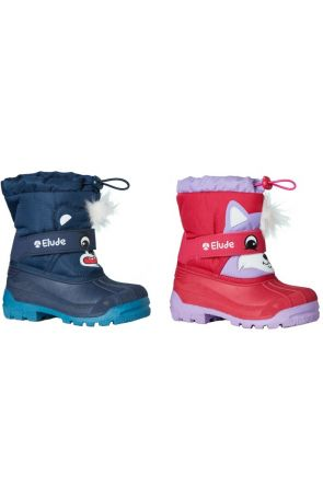 Elude Snowplay Woodlands Kids Apres Snow Boots 2019 Colours