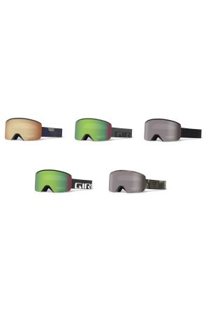 GIRO Axis AF Unisex Ski Goggles VIVID Lens 2020 Group