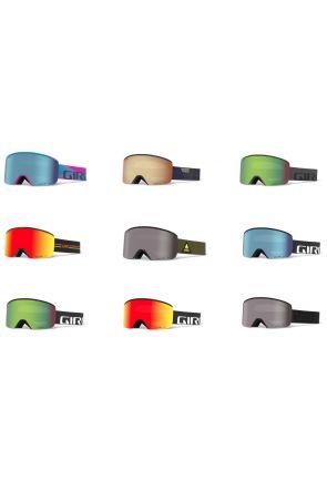 GIRO Axis Unisex Ski Goggles VIVID Lens 2020 Group