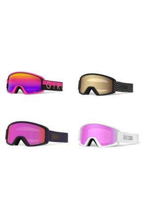 GIRO Dylan Womens Ski Goggles 2020