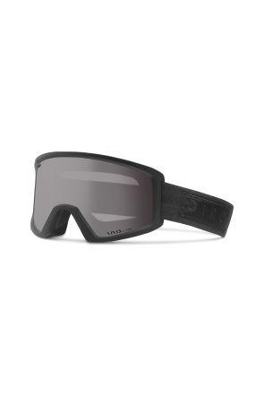 Giro Blok AF Vivid Onyx Mens Ski Goggle Black Bar