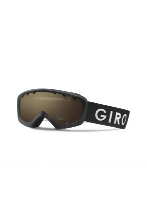 Giro Chico Amber Rose Kids Ski Goggle Black Zoom