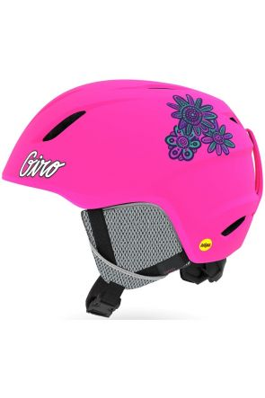 GIRO Launch MIPS Kids Unisex Ski Helmet Bright Pink 2019 Design