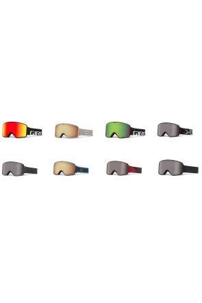 GIRO Method Mens Ski Goggles VIVID Lens 2020