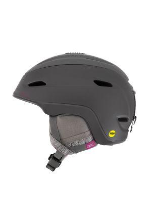 Giro Strata MIPS Womens Helmet Matte Titanium 1