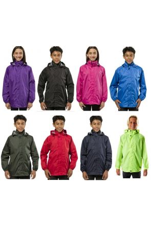 XTM Stash II Kids Rain Jacket 2019 All Colours