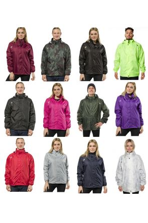 XTM Stash II Unisex Rain Jacket 2019 All Colours