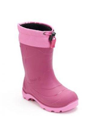 Kamik Snowbuster 2 Kids Apres Snow Boot Berry