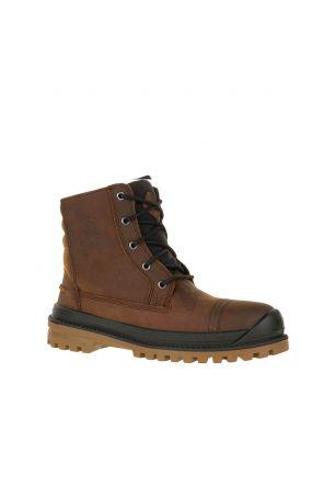 Kamik Griffon Men Apres Snow Boots Cognac 2020 front