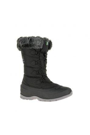 Kamik Momentum2 Womens Apres Snow Boot Black 2019 front