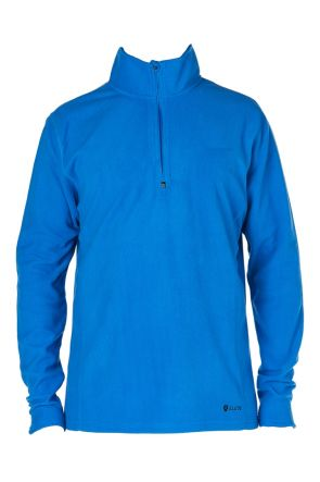 Elude Mens 1/4 Zip Microfleece Brooke 2019