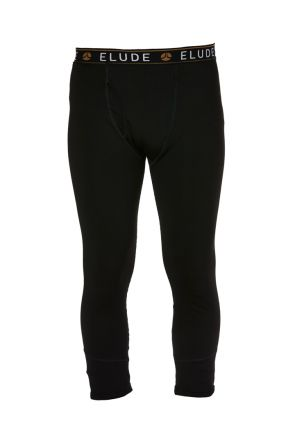 Elude Mens 7/8 Thermal Pant Black