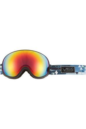 Rojo Womens Misty Peaks Ski Goggle