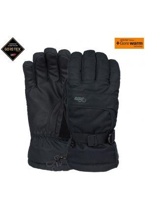 POW Falon GoreTex Womens Ski Glove Black