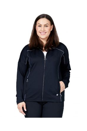 RAISKI SUZU R+ WOMENS PLUS SIZE THERMAL JACKET BLACK 2019 SIZE 20