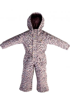 Rojo Girls Snow Suit Winsome Orchid (4-6 Years) Main