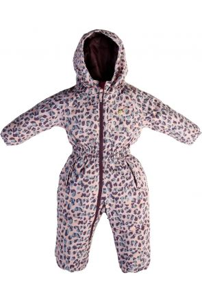 Rojo Infants Snow Suit Winsome Orchid Main