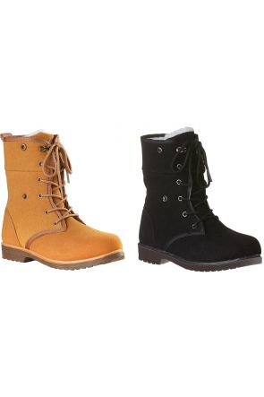 Rojo Maggie Womens Apres Snow Boot Colours