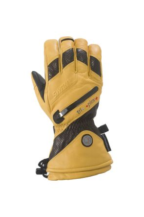 Swany X-Calibur TTL Mens Leather Ski Glove Tan
