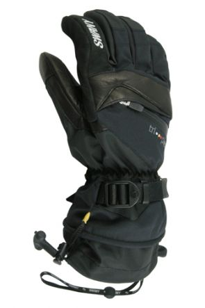 Swany X-Change Mens Ski Glove Black