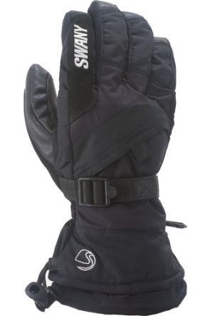 Swany X-Over Kids Ski Glove Black