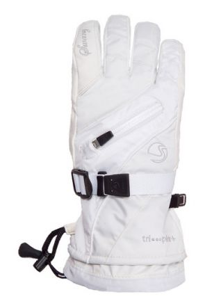 Swany X-Therm Womens Ski Glove White