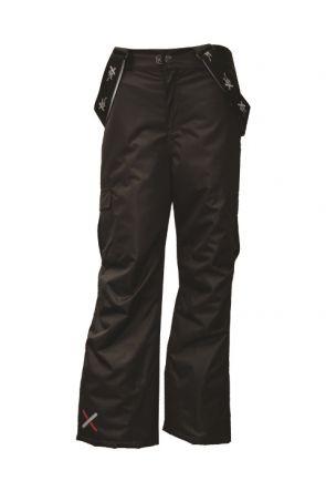 XTM Pluto Kids Ski Pant (2-6 years) Black - size 2