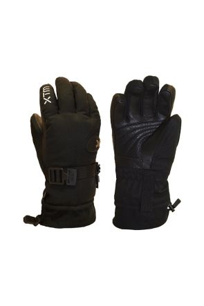 XTM Aspen II Kids Ski Gloves Black (6-14 years) 2019 Pair