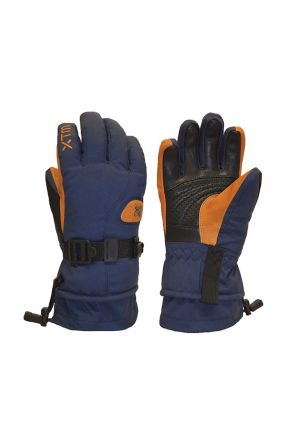 XTM Aspen II Kids Ski Gloves Navy (6-14 years) 2019  Pair