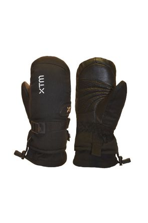XTM Aspen II Kids Ski Mitten Black (6-14 years) 2019 Pair