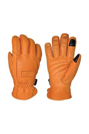 XTM Aurel Unisex Ski Gloves Tan 2019 Pair