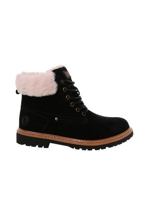 XTM Danii Womens Waterproof Apres Snow Boots Front