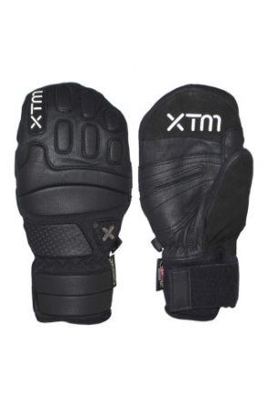 XTM Fable Unisex Ski Mitten Black 2019 pair