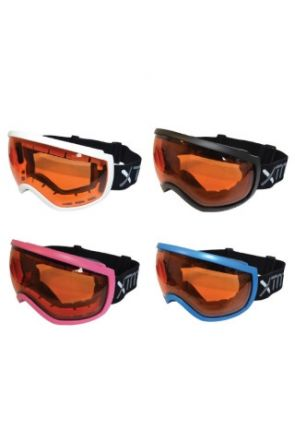 XTM Force Double Lens OTG Kids Snow Goggles (5-10 Years)