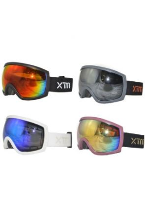 XTM Force Revo Double Lens OTG Adults Snow Goggles 2019 All colours