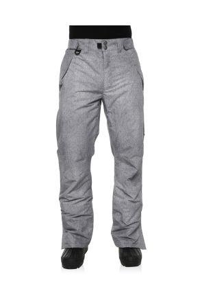 XTM Glide II Mens Ski Pant Grey Denim  Front