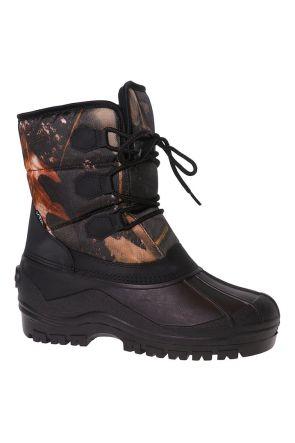 XTM Hunter Mens Après Snow Boots Tree Camo Sizes 40-48 Front