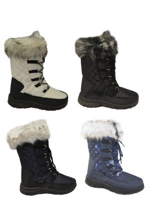 XTM Inessa Womens Snow Boots All colours