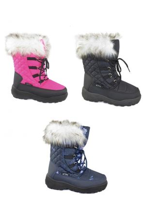 XTM Inessa Girls Apres Snow Boots All Colours