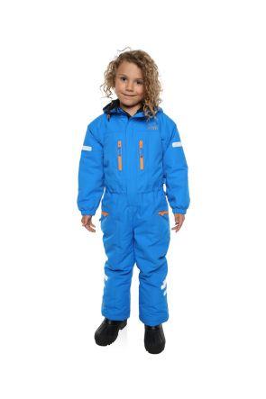 XTM Kori Kids Ski Suit All in one Bright Blue