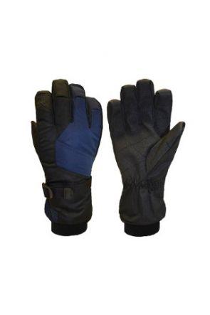 XTM Les Triomphe Mens Ski Gloves Navy 2019 double
