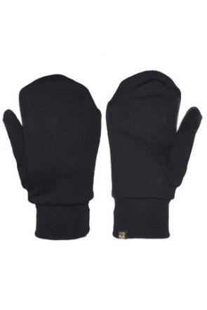 XTM Merino Wool Mitten Black pair